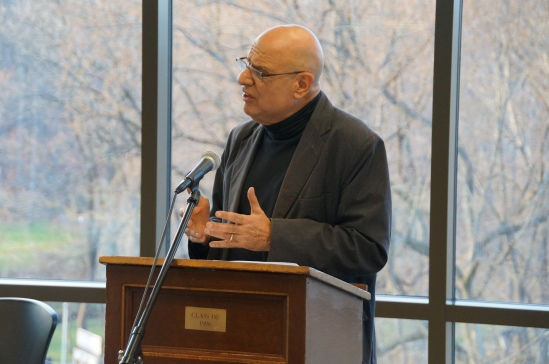 Tony Campolo speaking about Red Letter Christians