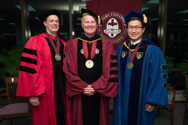 Drs. Enns, Duffett and Lee