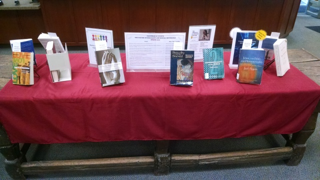 Human Sexuality Resources display