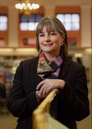Ms. Siobhan Reardon, President and Director of the Free Library of Philadelphia